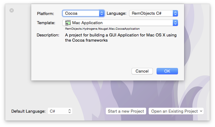 Your First Mac App with Fire