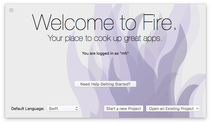 Your First Android App with Fire